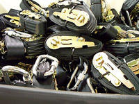 Custom Webbing Straps for the Military & Private Industry
